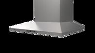 BEKO 60CM STAINLES STEEL WALL MOUNTED RANGEHOOD - BRH60CX