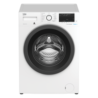 BEKO 8.5KG WHITE FRONT LOADER WASHING MACHINE - BFL8510W