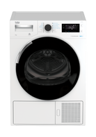 BEKO 8KG WHITE HYBRID TUMBLE DRYER - BDP83HW