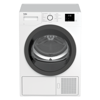 BEKO 7KG WHITE CONDENSER TUMBLE DRYER - BDC710W