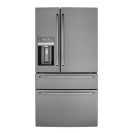 WESTINGHOUSE 681L DARK STAINLESS STEEL FRENCH DOOR FRIDGE WITH FLEXSPACE - WHE6874BA