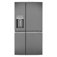 WESTINGHOUSE 680L DARK STAINLESS STEEL FRENCH DOOR FRIDGE WITH FLEXSPACE - WQE6870BA