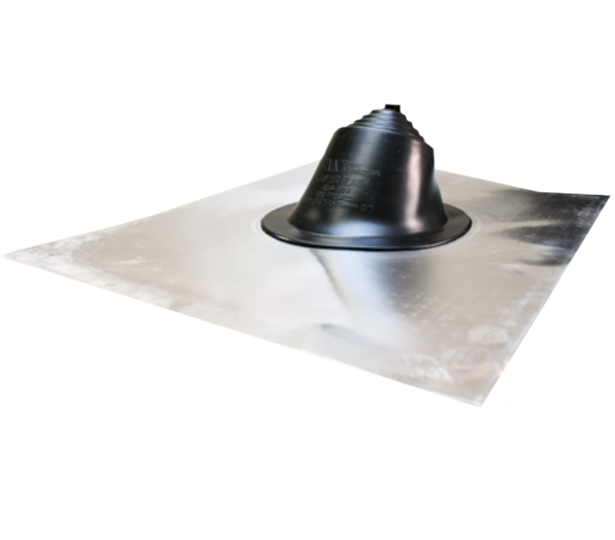 Dektite Tile Roof Flashing Suits 110mm 200mm Ducting