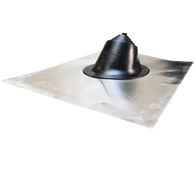 DEKTITE TILE ROOF FLASHING - SUITS 110mm-200mm DUCTING - SDA102B