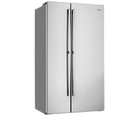 WESTINGHOUSE 690L STAINLESS STEEL SIDE BY SIDE FRIDGE - WSE6900SA