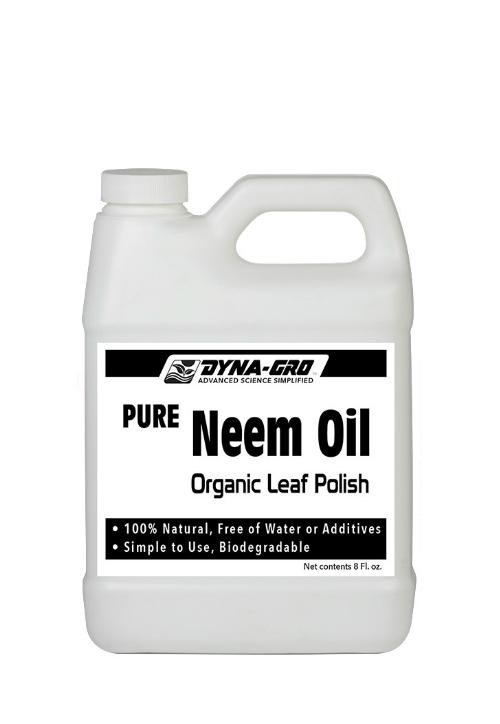 Neem Oil 8oz Size