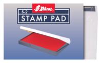 View of Cool School Studios Medium Rubber Stamp Pad (PAD2).