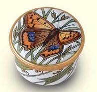 Staffordshire Butterfly On Sorrell