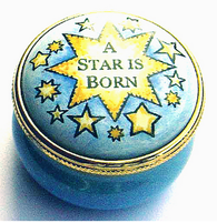 Staffordshire A Star is Born - Blue