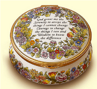 Staffordshire Serenity Prayer