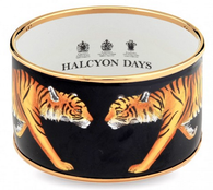 HALCYON DAYS MAGNIFICENT WILDLIFE TIGER CUFF