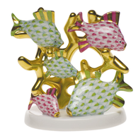 Herend Coral Fish