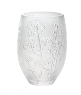 Lalique Ombelles Vase Medium