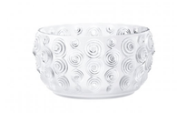 Lalique Spiral Bowl, Medium Size