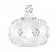 Lalique 2 Flowers Perfume Bottle