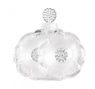 Lalique 2 Flowers Perfume Bottle