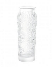 Lalique Blossom Vase (Clear)