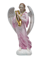 Herend Angel With Harp