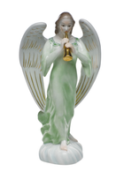 Herend Angel with Horn