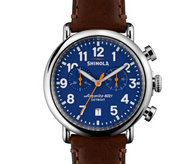Shinola Men's Watch - The Runwell Chrono S0110000117