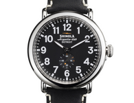 Shinola Men's Watch - The Runwell S0100012
