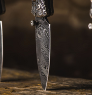 William Henry Morpheus Fire pocket knife.