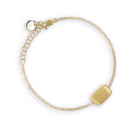 Marco Bicego Delicati 3 Bracelet in 18kt yellow gold