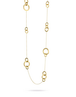 Marco Bicego Jaipur Link Long Necklace in 18K Yellow Gold