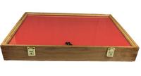 18 x 24 x 3 Wood Display Case