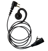 IMPACT OEM Style Swivel Earpiece for Vertex VX231 VX354 eVerge EVX531 Radios