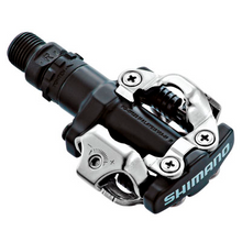Shimano PD-M520 SPD Pedals - Black