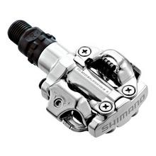 Shimano PD-M520 SPD Pedals - Silver