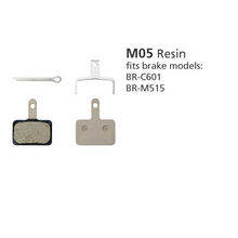 Shimano BR-M515 Disc Brake Pads 1PR M05 Resin