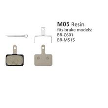 Shimano BR-M515 Disc Brake Pads 1PR M05 Resin