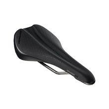 Bontrager Arvada Elite Bike Saddle - Black 128mm Width