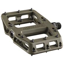 Bontrager Line Elite MTB Pedal Set - Olive Grey/Black
