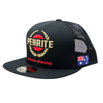 PENRITE HONDA RACING FLEXFIT TECH TRUCKER CAP