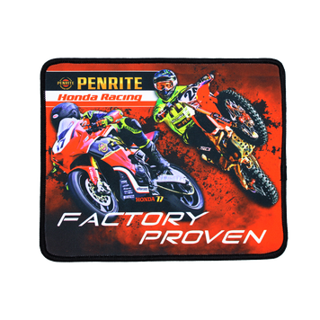 HONDA RACING MOUSE PAD