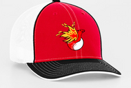 Varsity Bird Red Hat