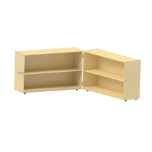 Folding Adjustable Shelf Storage(2) 12675 hinged