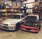 Instagram: @rollingartworks E36 looking good! Running a set of our #FenderFlares and #DivePlanes #Canards