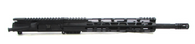 "AR-15 .223/5.56 16"" Carbine LENGTH 1:8 TWIST W/ 12"" SUPER SLIM M-LOK HANDGUARD Kit"