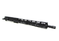 "AR-15 .223/5.56 16"" Carbine LENGTH 1:8 TWIST W/ 15"" SUPER SLIM M-LOK HANDGUARD Kit"