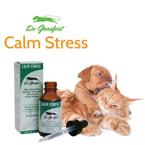 Calm Stress 1 oz