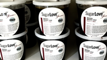 Case of 12 SugarLove Organic Cold Sugaring Paste.  Professional Body Sugaring. Sugaring Training.