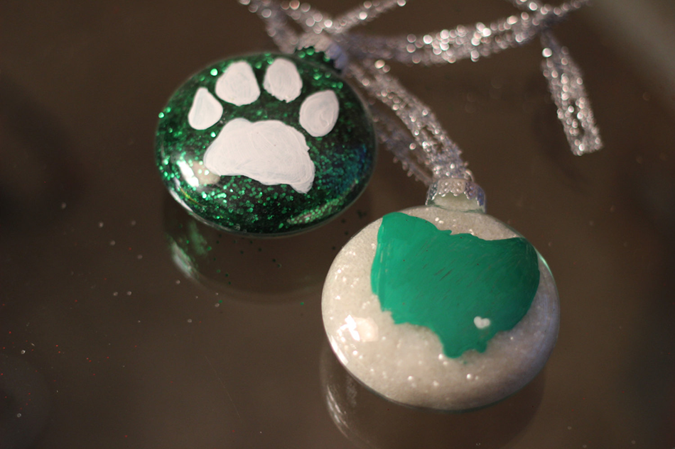 Athens/Ohio University Ornaments