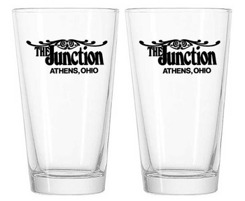 The Junction Pint Glasses