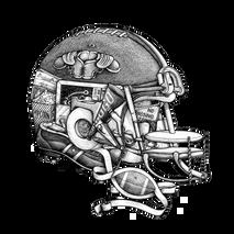 DS - Football Helmet (12x12)