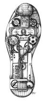 DS - Soccer Shoe (8.5x11)