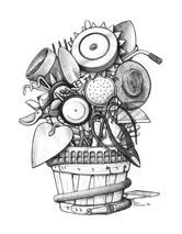 DS - Sunflower (11x14)